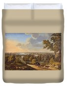 Flamstead Hill, Greenwich The Duvet Cover