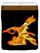 Flare Up Duvet Cover