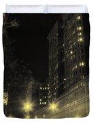 Flatiron Building Nyc Duvet Cover