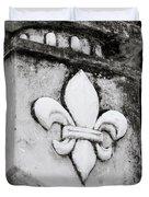 Fleur De Lys Duvet Cover
