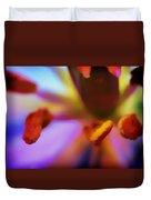 Fleur V Duvet Cover