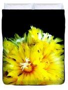 Fleurs De Cactus 2 Duvet Cover
