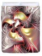 Flight Of The Phoenix Duvet Cover by Anastasiya Malakhova