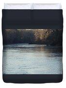 Flint River 31 Duvet Cover