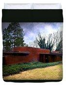 Fllw Rosenbaum Usonian House - 1 Duvet Cover