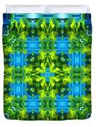 Float 3 Excerpt Design Duvet Cover