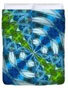 Float 3 Pattern Duvet Cover