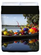Float Boat Duvet Cover