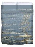Floating On Blue 17 Duvet Cover