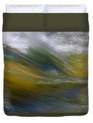 Floating River 2 Duvet Cover
