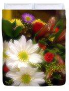 Flora Radiant Duvet Cover