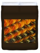 Floral Abstract 2 Duvet Cover