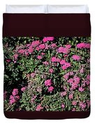 Floral Afternoon Duvet Cover