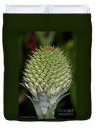 Floral Grenade Duvet Cover