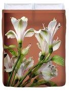 Floral Highlights Duvet Cover