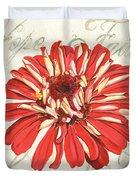 Floral Inspiration 1 Duvet Cover