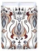 Floral Pattern I Duvet Cover