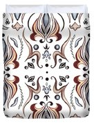 Floral Pattern IIi Duvet Cover