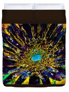 Floral Revolution 3 Duvet Cover