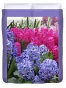 Floral Shades 4 Duvet Cover