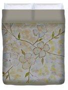 Floral Stem Duvet Cover