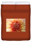 Floral Sun Duvet Cover