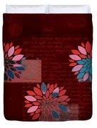 Floralis - 833 Duvet Cover