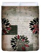Floralis - 889a Duvet Cover