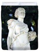 Florence Brokaw Satterwhite Memorial IIi Cave Hill Cemetery Duvet Cover