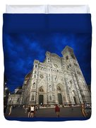 Florence Cathedral  Duvet Cover