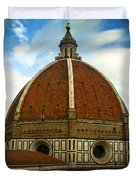 Florence Duomo Italy Duvet Cover