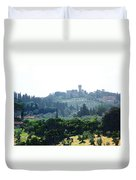 Florence Landscape Duvet Cover