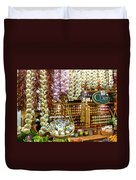 Florence Market Duvet Cover