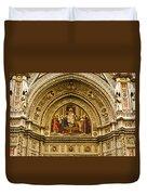 Florence - Santa Maria Del Fiore  Duvet Cover