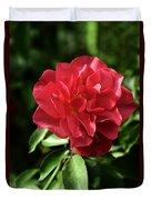 Floribunda Rose 8978 Duvet Cover