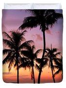 Florida Breeze Duvet Cover