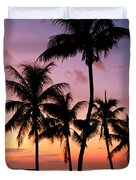 Florida Breeze Duvet Cover