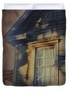 Florida Cracker House Duvet Cover