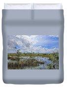 Florida Everglades 0173 Duvet Cover