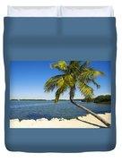 Florida Keys Duvet Cover