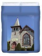 Florida Reform Church Duvet Cover