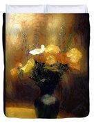 Flourish  Duvet Cover by Aaron Berg