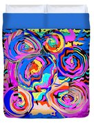 Abstract Art Painting #2 Duvet Cover
