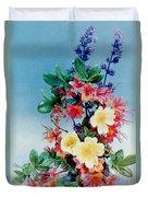 Flower Arrangement 1 Duvet Cover