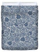 Flower Bundle Duvet Cover by Susan Claire