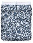 Flower Bundle Duvet Cover