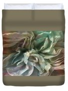 Flower Dance - Abstract Art Duvet Cover
