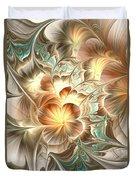 Flower Daze Duvet Cover