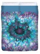 Flower Fantasy 3 Duvet Cover