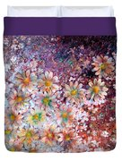 Flower Fantasy Duvet Cover